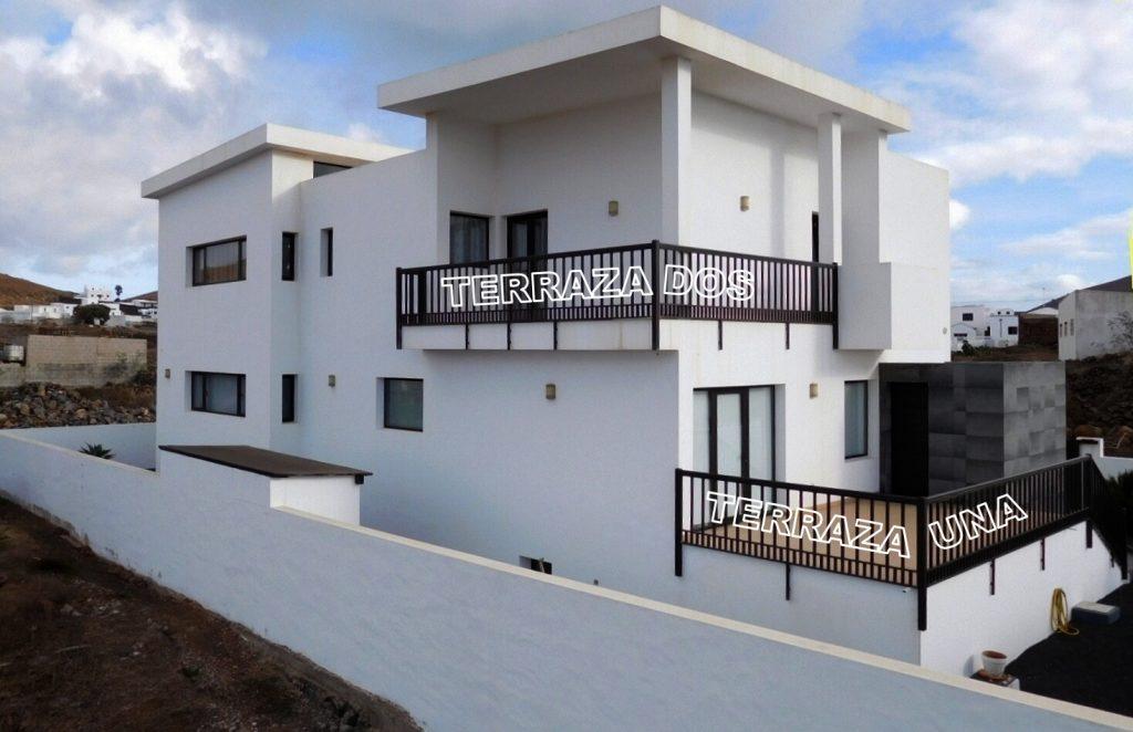Terrassen Lanzarote